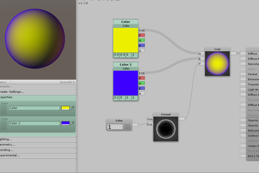Beginner's Guide to Shader Forge – Pirate Ferret com
