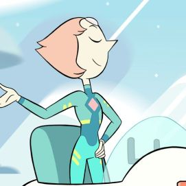 Pearl of Steven Universe