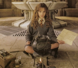 Hermione Granger of Harry Potter