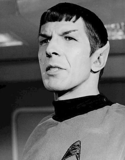 Spock of Star Trek