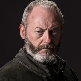 Davos Seaworth of Game of Thrones