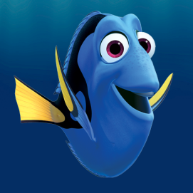 Dory of Finding Nemo