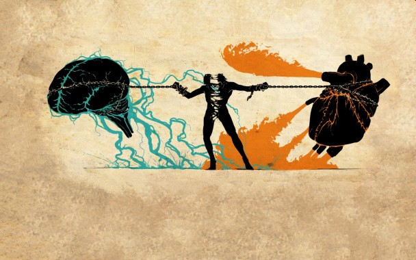 struggle-between-the-brain-and-the-heart-man-artistic-1920x1200-wallpaper19015